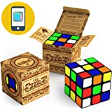 Buttery Smooth Turning Speed 3x3 Cube Turns Quicker and More Precise Than Original Super Durable with Vivid Colors Easy Turni