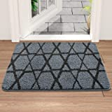 DEXI Original Indoor Doormat, Durable Absorbent Door Mats Indoor Rug, 32x20 Machine Washable Low-Profile Inside Door Mat for