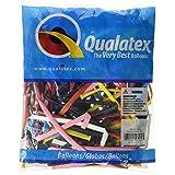 Qualatex balloon マジックバルーン 260Q トラディショナルアソート 100本入 PIN43956