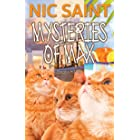 The Mysteries of Max: Books 40-42 (The Mysteries of Max Box Sets Book 14)