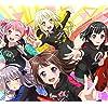 BanG Dream! - 戸山香澄,美竹蘭,湊友希那,丸山彩,弦巻こころ HD(1440×1280) 105487