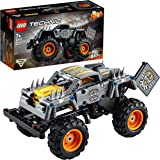 LEGO 42119 Technic Monster Jam Max-D Truck Toy to Quad Bike Pull Back 2 in 1 Building Set