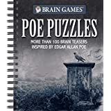 Brain Games Poe Puzzles: More Than 100 Brain Teasers Inspired by Edgar Allan Poe