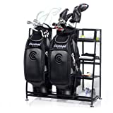 Milliard Golf Organizer - Extra Large Size - Fit 2 Golf Bags and Other Golfing Equipment and Accessories in This Handy Storag