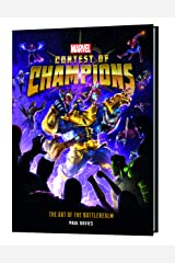 Marvel Contest of Champions: The Art of the Battlerealm Hardcover