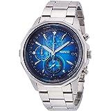 [セイコーウォッチ] 腕時計 ワイアード 「ザ ブルー」 クロノグラフ クオーツ ハードレックス AGAW439