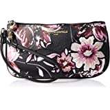 Karl Lagerfeld Paris womens Hermine Small Wristlet