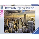 Ravensburger 197125 Grand New York Puzzle 1000pc,Adult Puzzles