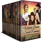 Western Brides Sweet Romance Mail Order Bride Boxed Set