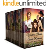 Western Brides Sweet Romance Mail Order Bride Boxed Set
