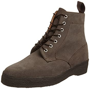 Mark McNairy 9828GS: Grey Suede