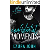 Confidential Moments: A M/M Sports romance (Love in Sienna Series Book 5)