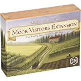 1st Edition Viticulture Moor Visitors Board Games