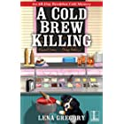 A Cold Brew Killing (All-Day Breakfast Cafe Mystery Book 3)