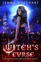 Witch's Curse (The Bone Coven Chronicles Book 1) Kindle Edition