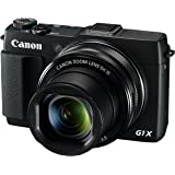 Canon デジタルカメラ Power Shot G1 X Mark II 光学5倍ズーム F値2.0 PSG1X MA…
