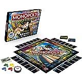 ハズブロ ボードゲーム モノポリー スピード 日本語版 E7033 正規品 2-4名対戦用