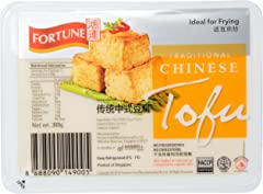 Fortune Traditional Chinese Tofu, 300g - Chilled