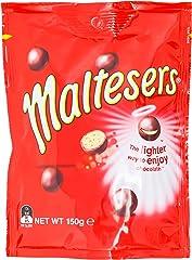 Maltesers Milk Chocolate Candy, 150g