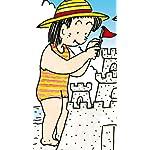 コボちゃん QHD(540×960)壁紙 ミホちゃん