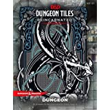 Dungeons and Dragons Dungeon Tiles Reincarnated Dungeon Roleplaying Game