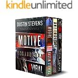 Thriller Box Set 2: Motive - One Last Day - Going Viral