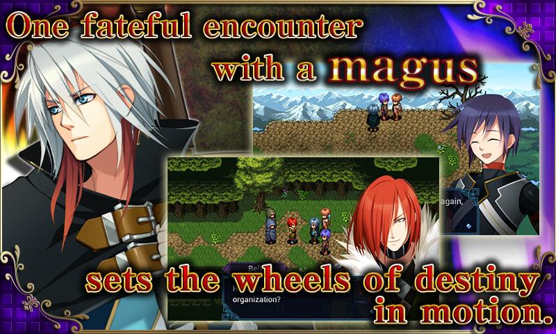 『RPG フォルトナの魔術師』の3枚目の画像