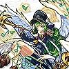 モンスターストライク(モンスト)-ガブリエル(進化)-アニメ-iPad壁紙60725