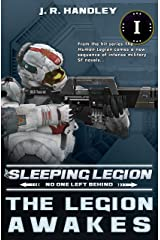 The Legion Awakes (The Sleeping Legion Book 1) Kindle Edition