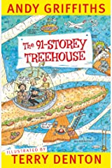 The 91-Storey Treehouse (The Treehouse Series Book 7) Kindle Edition