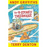 The 91-Storey Treehouse (The Treehouse Series Book 7)