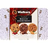 Walkers Shortbread Scottish Cookies Assortment Gift Tin, 10.6 Ounce