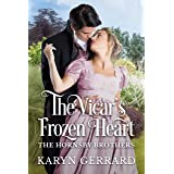 The Vicar's Frozen Heart (The Hornsby Brothers Book 2)