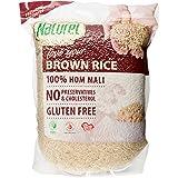 Naturel Organic Brown Rice, 2kg