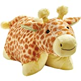 "Pillow Pets Signature, Jolly Giraffe, 18"" Stuffed Animal Plush Toy"