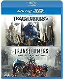 トランスフォーマー/ダークサイド・ムーン&トランスフォーマー/ロストエイジ 3D ベストバリューBlu-rayセット…