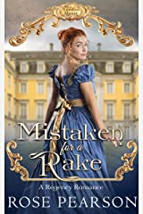 Mistaken for a Rake: A Regency Romance (Landon House Book 1) Kindle Edition
