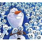 ディズニー QHD(1080×960) アナと雪の女王 オラフのちいさなおとうとたち