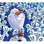 ディズニー HD(1440×1280) アナと雪の女王 オラフのちいさなおとうとたち