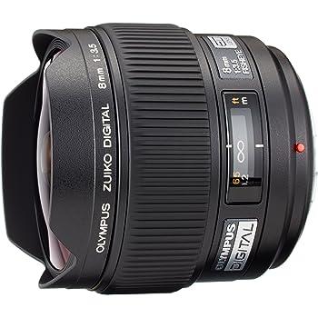 OLYMPUS 対角線魚眼レンズ ZUIKO DIGITAL ED 8mm F3.5 Fisheye