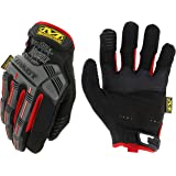 Mechanix Wear - M-Pact Gloves (X-Large, Black/Red)