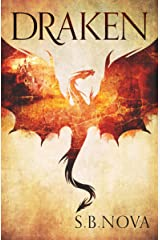 Draken: The Southern Fire Fantasy Series Kindle Edition