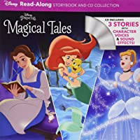 Disney Princess Magical Tales Read-Along Storybook and CD Co…
