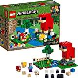 LEGO® Minecraft™ - The Wool Farm 21153