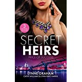 Secret Heirs: Price Of Success/The Secrets She Carried/The Secret Sinclair/The Change in Di Navarra's Plan