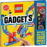KLUTZ 821963 Lego Gadgets Science & Activity Kit, Ages 8+