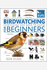 RSPB Birdwatching for Beginners Hardcover