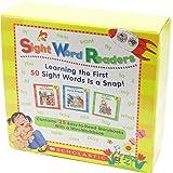 スカラスティック Sight Word Readers 英語教材 25冊 ボックスセット ワークブック ・ CD付