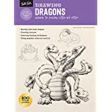 Dragons (Drawing): Learn to draw step by step