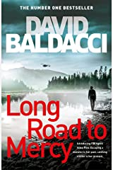 Long Road to Mercy: An Atlee Pine Novel 1 Kindle Edition